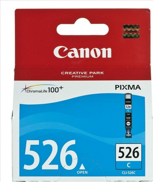 Canon 526 C-originalna cartridge