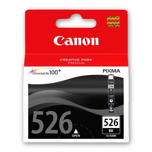 Canon 526 BK-originalna cartridge