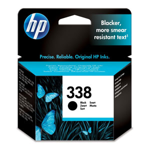 Cartridge HP C8765EE BLACK No.338 - Originál