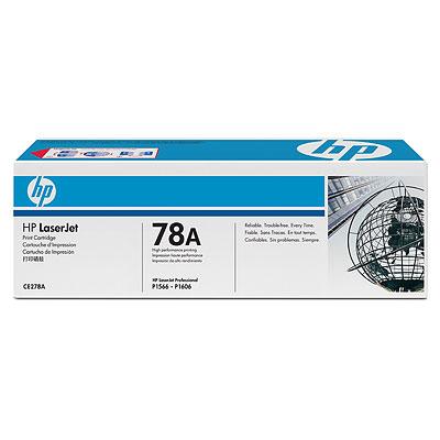HP CE278A-originálny toner