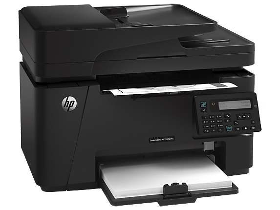 HP LaserJet Pro M 127fn