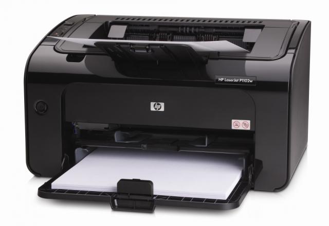 HP LaserJet Pro P1102w Wifi