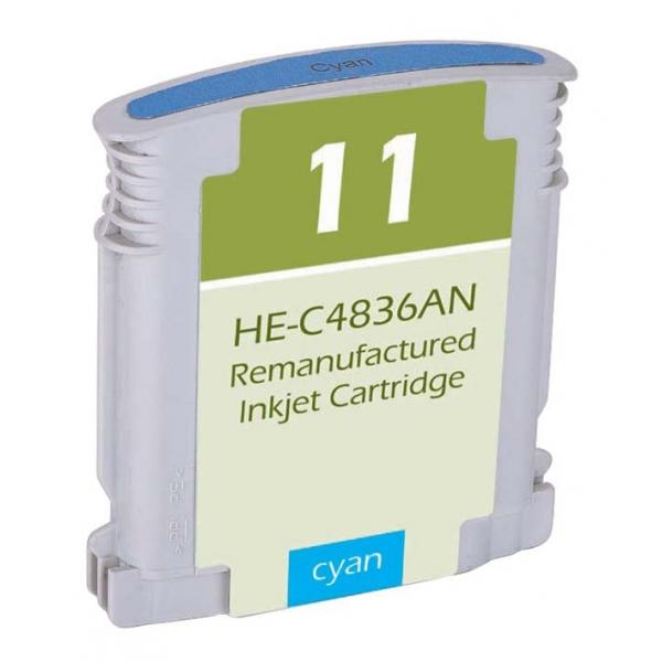 Kompatibilný cartridge HP 11 / C4836A Cyan