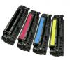 Sada profesionálne renovovaných tonerov HP 320,321,322,323