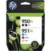 Kompatibilná sada HP 950XL/951XL cmyk