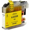 Brother LC-225XL žltá (yellow) -kompatibilný cartridge
