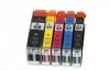 Canon CLI-571 Bk,C,M,Y+PGI-570Bk XL multipack komp.cartridge