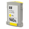 HP 940XL Yellow - C4909AE Original Cartridge