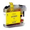 Kompatibilný cartridge BROTHER LC-223XL Yellow
