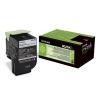 Toner Lexmark CX310/CX410/CX510 802SK BLACK